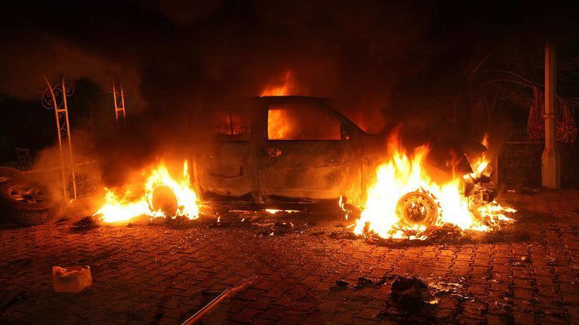 Госдеп США: Свержение Каддафи развязало руки террористам в Ливии