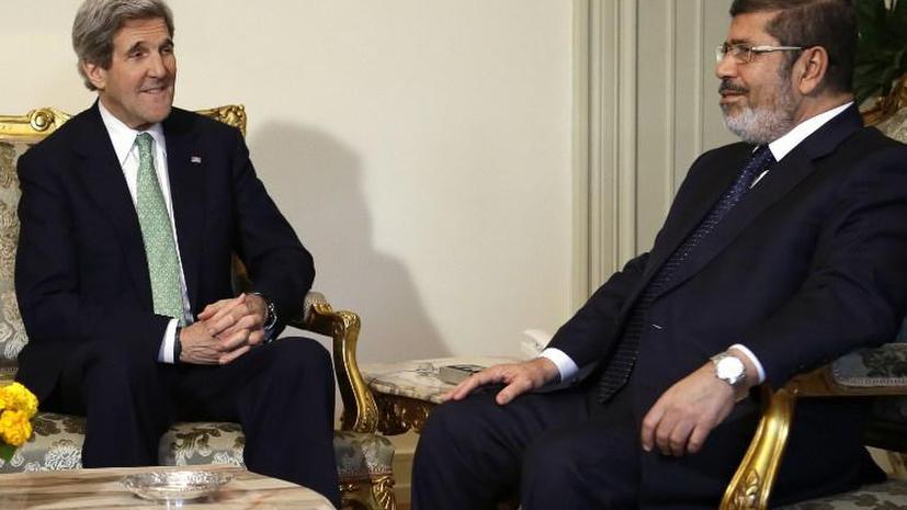 Госсекретарь США призвал президента Египта показать реформы, иначе тот не получит денег