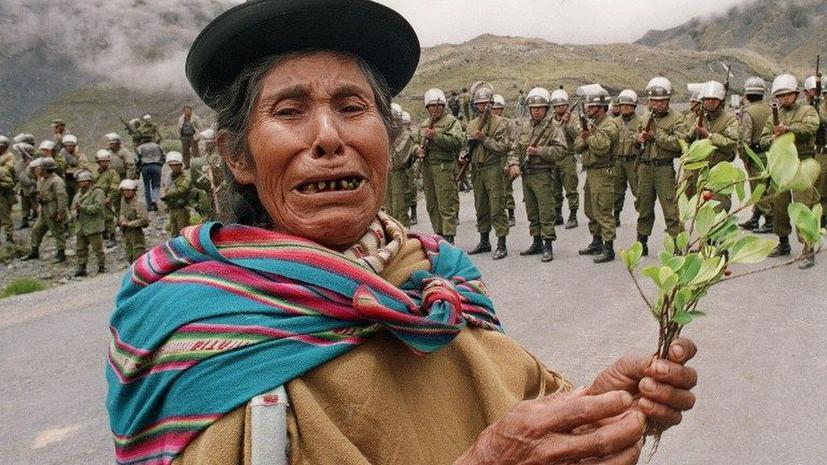 Наркомафия пополнит бюджеты стран Латинской Америки