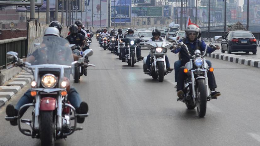 Нидерланды разрешили байкерам сражаться с «Исламским государством» на стороне курдов