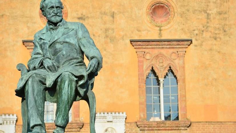 На палаццо Джузеппе Верди под Пармой нашёлся покупатель из России