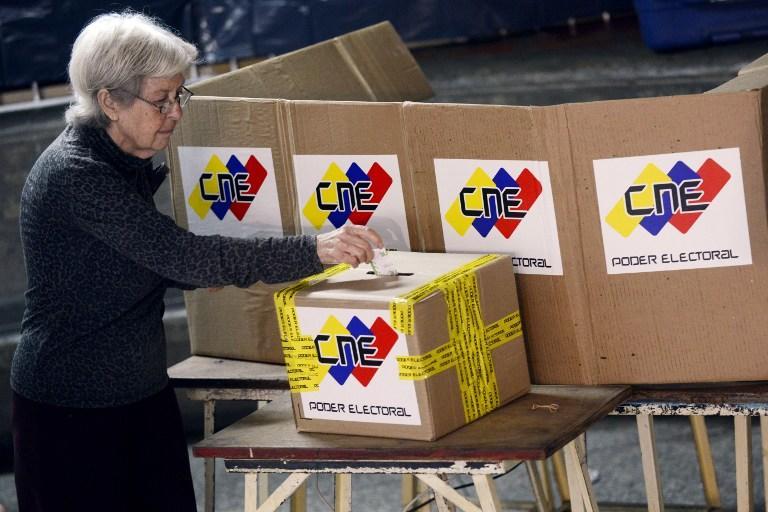 Венесуэла выберет нового президента 14 апреля