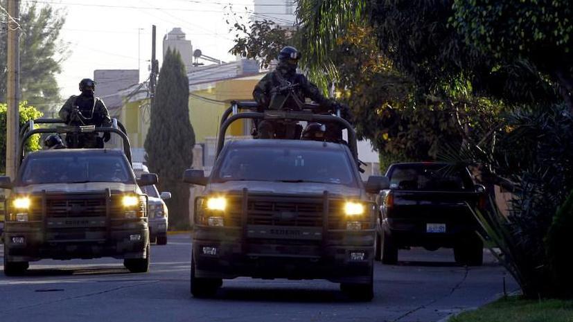 Крупный наркобарон, за которого США были готовы заплатить $5 млн, арестован в Мексике