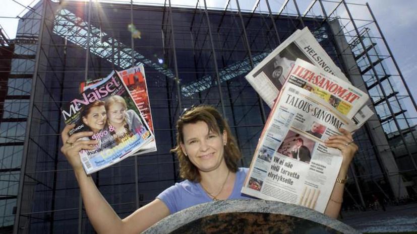Финский медиахолдинг Sanoma может избавиться от своих активов в России