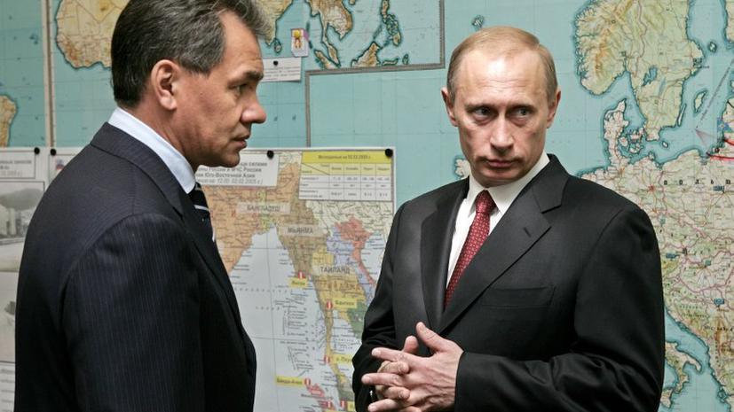 Шойгу планирует вернуть лучших офицеров, уволенных Сердюковым