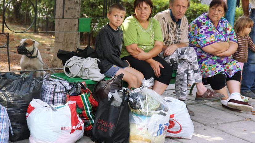 ООН: Гуманитарный кризис на Украине — один из самых страшных в мире
