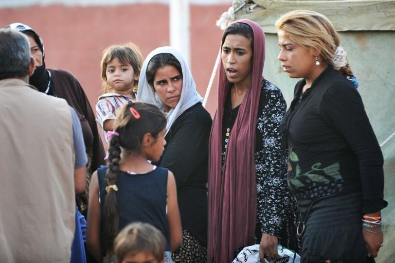 В случае атаки США поток сирийских беженцев может захлестнуть Европу