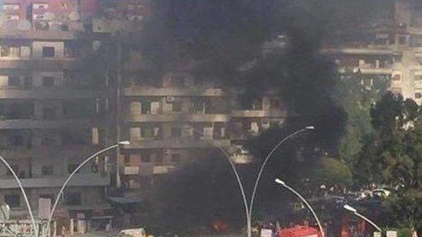 В сирийской провинции Латакия прогремели взрывы, десятки человек погибли