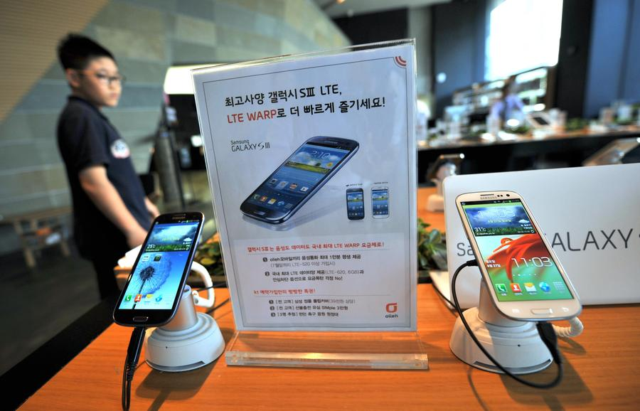 США запретили импорт ряда устройств Samsung