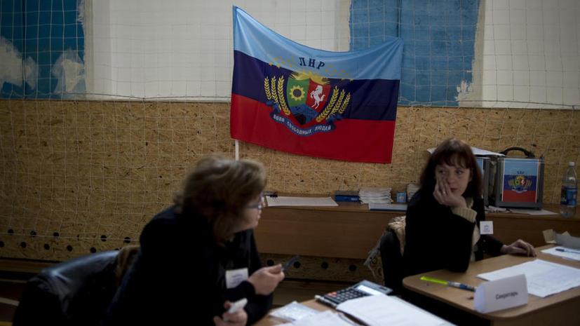 В ЛНР закрылись все избирательные участки, часть из них работала до 23:00 мск
