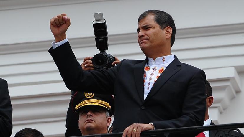 Эквадор создал свой первый беспилотник