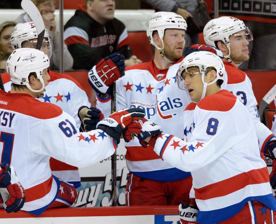 Александр Овечкин забросил 400-ю шайбу в НХЛ