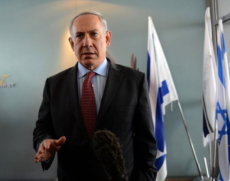 Нетаньяху призывает ужесточить санкции против Ирана