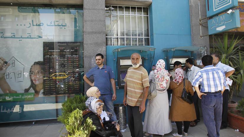 Союз арабо-французских банков разморозил сирийские счета для оплаты поставок продовольствия