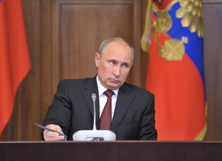 Владимир Путин поддержал инициативу Совфеда и Госдумы направить делегацию в Конгресс США