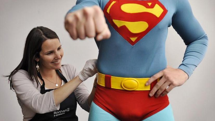 Каждый четвёртый британец считает Супермена библейским персонажем