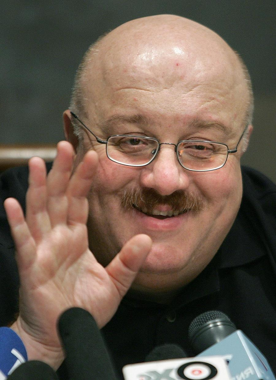 Бывший предприниматель и грузинский министр Каха Бендукидзе стал советником Порошенко