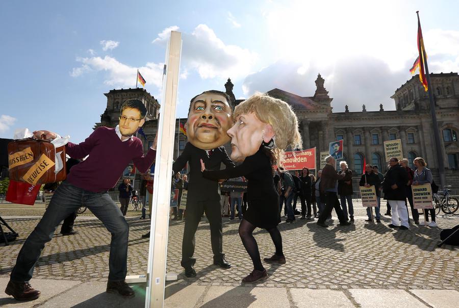 В Германии агент внешней разведки арестован по подозрению в шпионаже в пользу АНБ