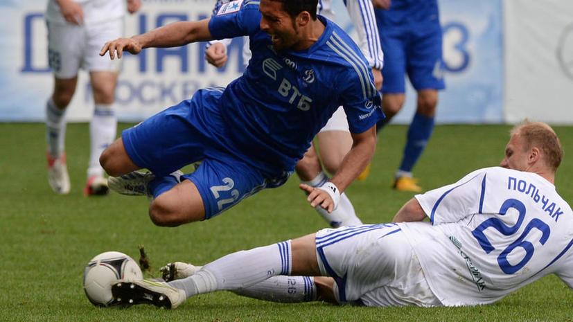 Новый сезон российской футбольной премьер-лиги стартовал с ничьей