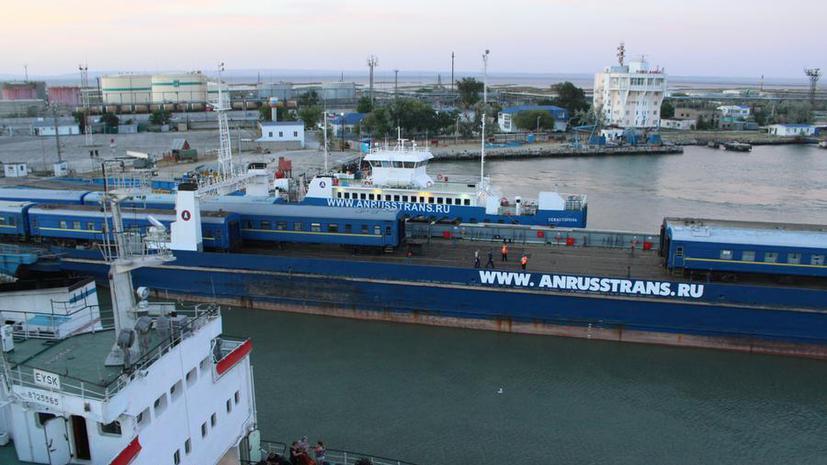 Немецкий эксперт: Планы строительства Керченского моста амбициозны, но выполнимы