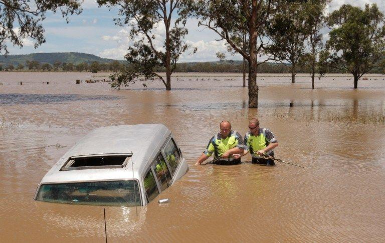 На Австралию обрушился циклон «Освальд»: три человека погибли, затоплены сотни домов