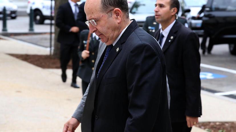 Министр обороны Израиля извинился за появившиеся в местных СМИ оскорбительные высказывания в адрес госсекретаря США