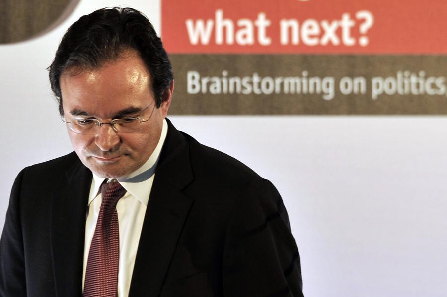 Против бывшего главы Минфина Греции возбудят уголовное дело