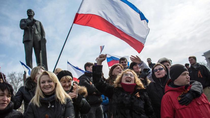 Рустам Темиргалиев: В собственность Крыма перейдёт ряд украинских гособъектов