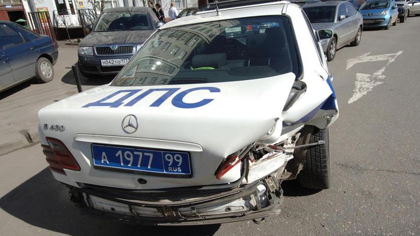 СМИ: Уличённых в управлении автомобилем в нетрезвом виде полицейских будут увольнять