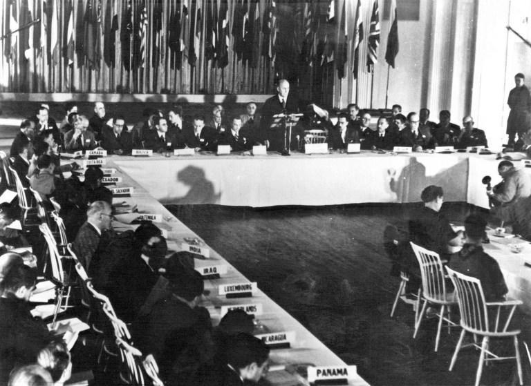 Создатель МВФ был советским шпионом и хотел жить в коммунистической Америке