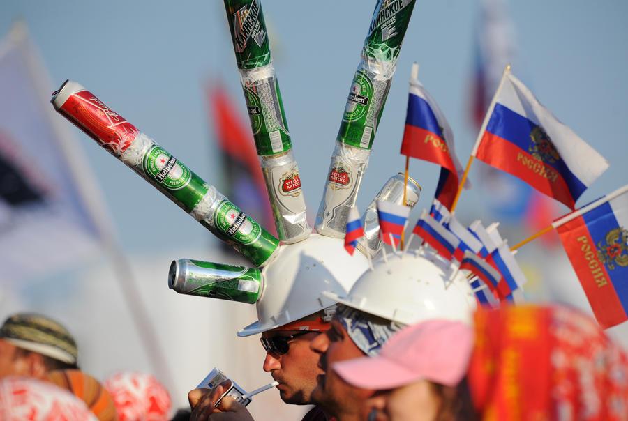 Десантники, лётчики и ракетчики отправятся на рок-фестиваль Нашествие