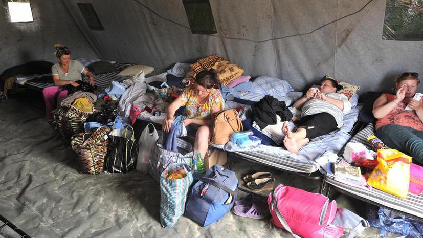 По делу о применении запрещенных средств в конфликте на Украине признаны потерпевшими 1500 человек