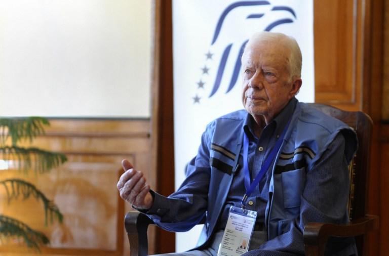 Экс-президент США Джимми Картер обвинил АНБ в шпионаже