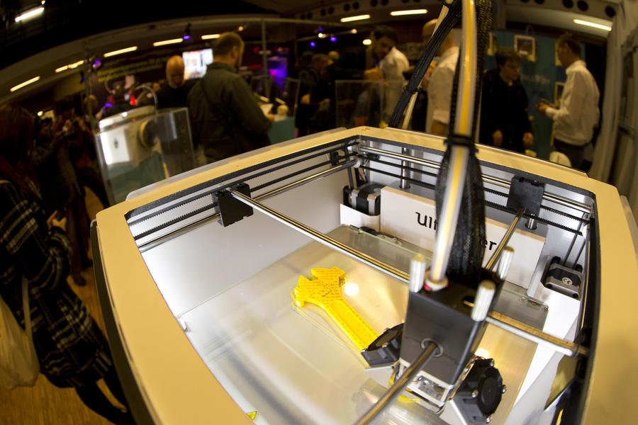 Создан 3D-принтер, способный «напечатать» дом за 24 часа
