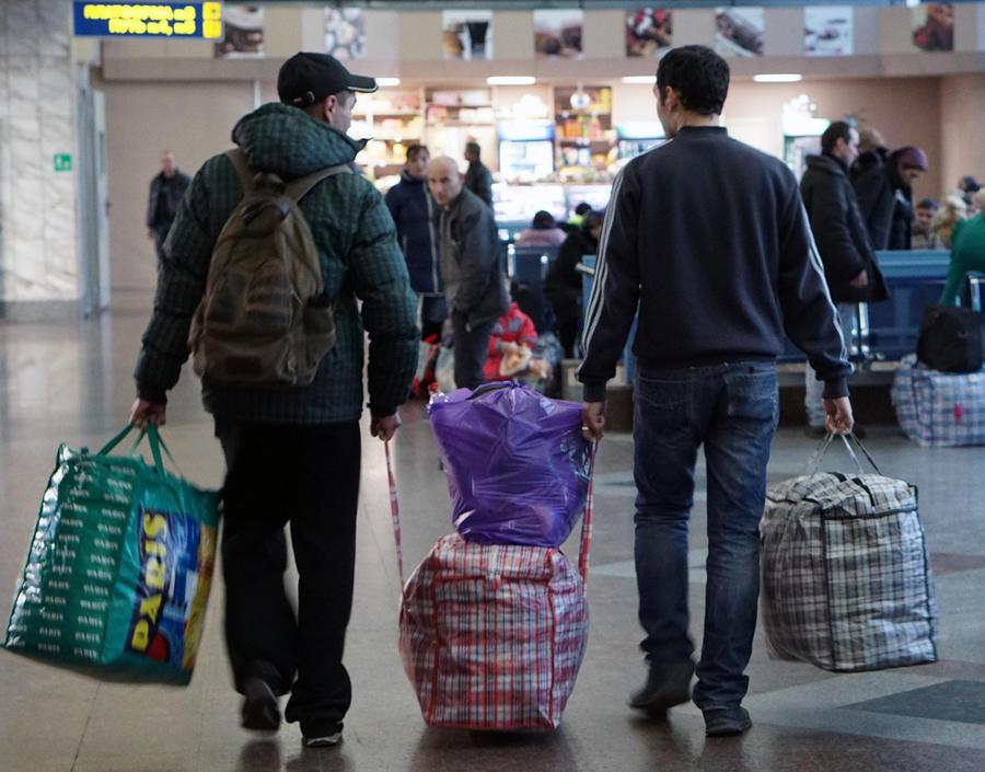 Доклад ООН: Россия находится на первом месте в мире по числу обращений за получением убежища