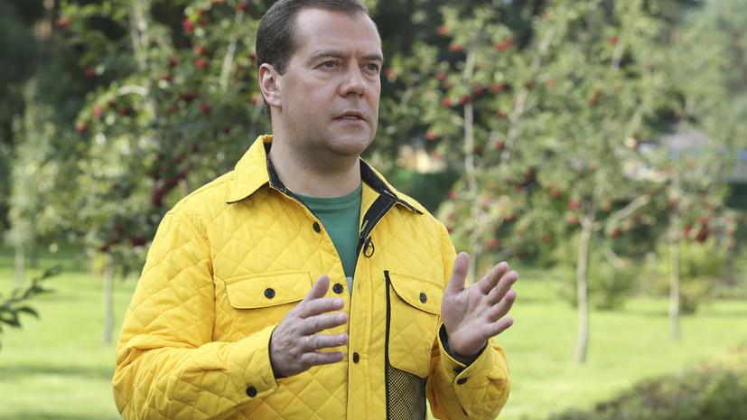 Дмитрий Медведев: Дачная прописка не должна стать лазейкой для нелегальных мигрантов