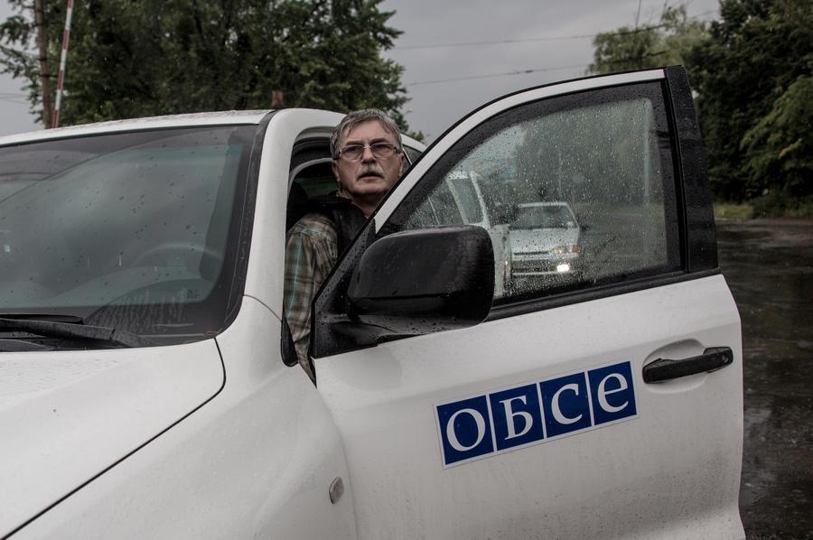 МИД РФ: Обстрелы приграничных КПП демонстрируют опасения Киева по поводу мониторинговой миссии ОБСЕ