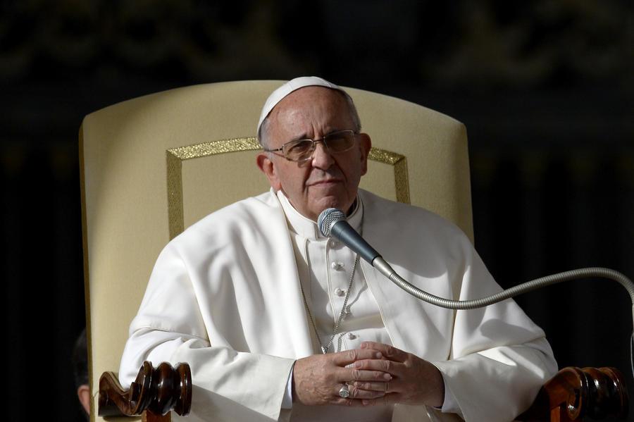 Папа Римский: Ближний Восток не может существовать без христиан