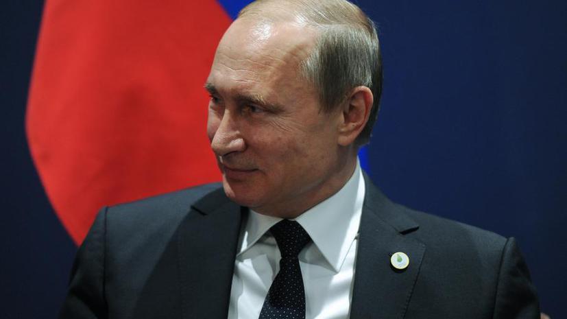 10 самых оригинальных цитат Владимира Путина по версии RT
