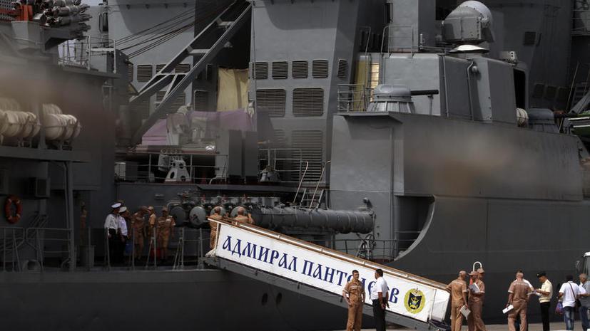 Российские вооружённые силы смогут пользоваться авиабазой и портом на Кипре