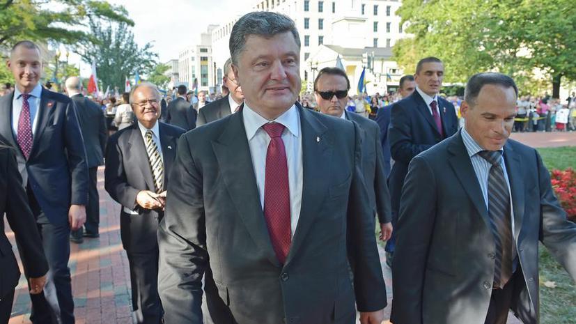 СМИ: Киев может для лоббирования своих интересов пригласить западных пиарщиков