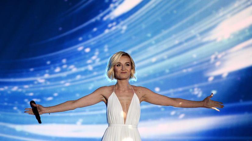 Российская певица Полина Гагарина заняла второе место на конкурсе «Евровидение-2015»