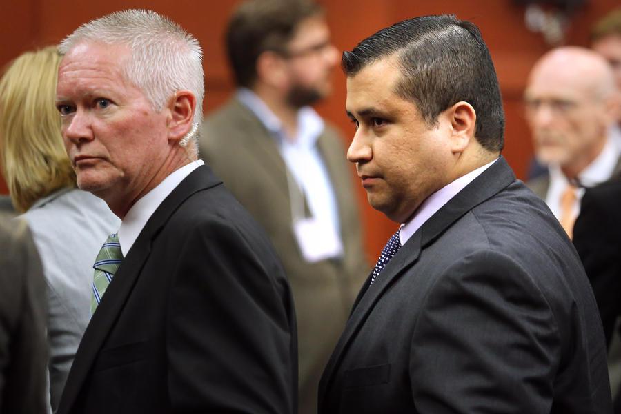 Убийца чернокожего подростка Трейвона Мартина требует от штата Флорида возмещения судебных издержек