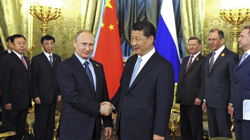 Эксперт: Санкции погубят Европу и укрепят союз между Москвой и Пекином