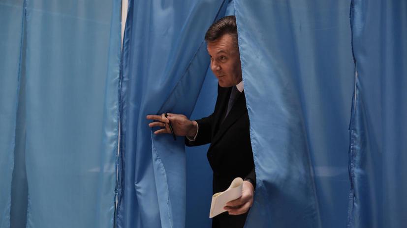 Украинская армия призвала Виктора Януковича срочно принять меры для стабилизации ситуации в стране