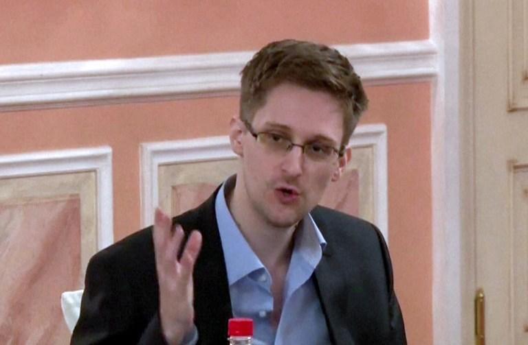 The Time: Эдвард Сноуден надеется, что его разоблачения приведут к большей прозрачности деятельности правительства США