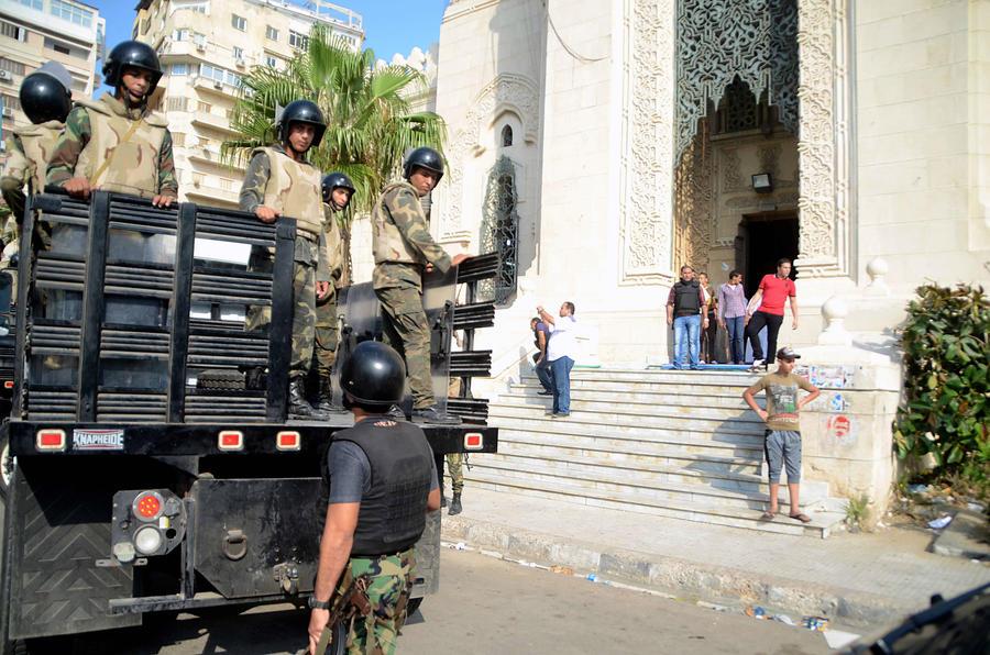 Десятки сторонников «Братьев-мусульман» убиты при попытке бегства из тюрьмы в Египте