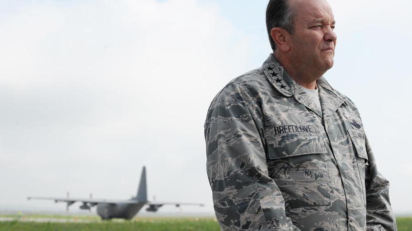 Генерал НАТО: Американские войска могут быть направлены в страны Европы, граничащие с Россией