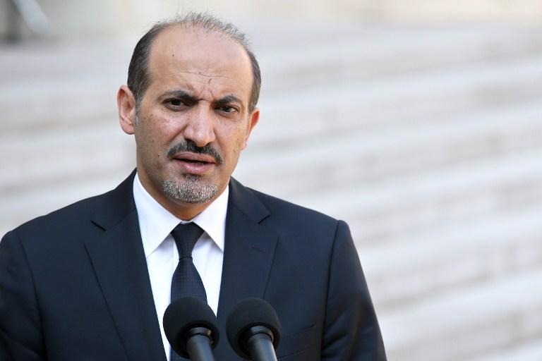 Лидеры оппозиции Сирии встретятся в Москве с главой МИД России Сергеем Лавровым
