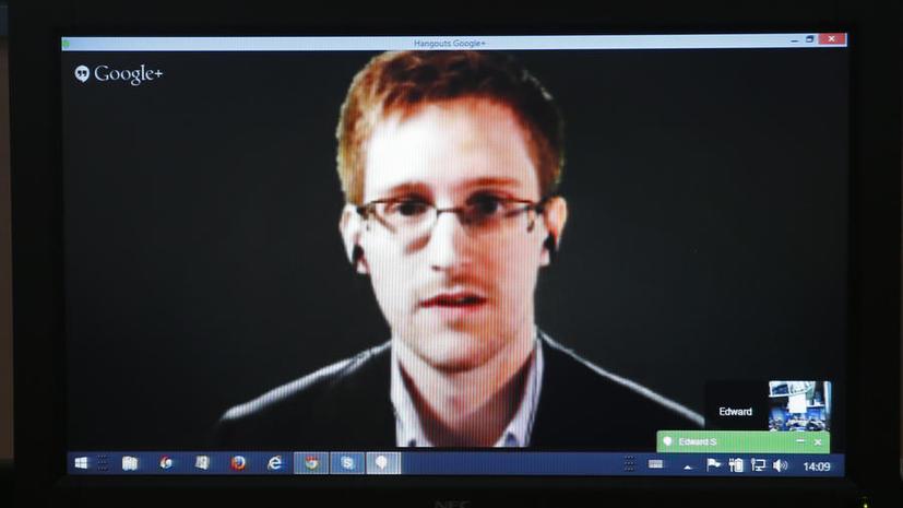 Эдвард Сноуден: Американские чиновники  понятия не имеют, сколько файлов у меня в распоряжении